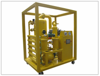 ZYD-H Double Stage Vacuum High Voltage Oil Purification Machine