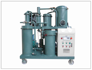 TYA-W Enclosed Weather Proof Vacuum Lube Oil Purifier