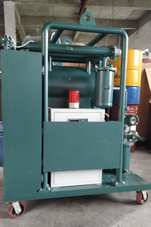 New Designed Single Stage Vacuum Transformer Oil Purification Machine