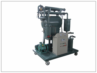 ZYB Single Stage High Efficiency Vacuum Transformer Oil Regeneration Purifier