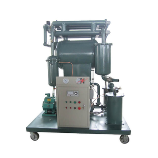 ZY Single Stage High Efficiency Vacuum Transformer Oil Purifier