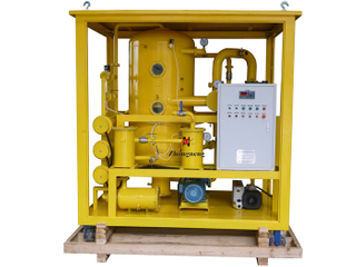 ZYD-T Ultra High Vacuum Transformer Oil Treatment Machine