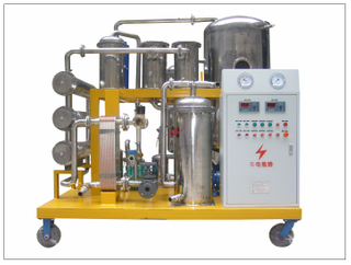 COP-P PLC Automatic Vacuum UCO Treatment System