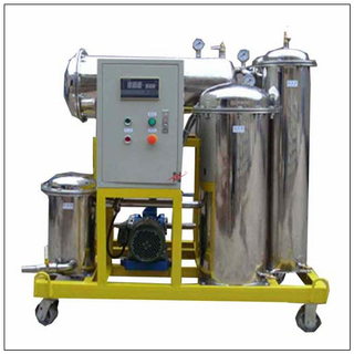 TYA-I Phosphate Ester Fire-Resistant Oil Treatment Machine